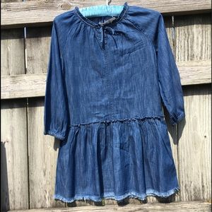 GAP Denim Girl Dress